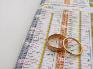 Date de votre mariage