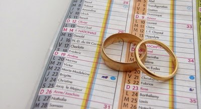 Date mariage