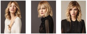 Inspirations blonds Duo Coiffure