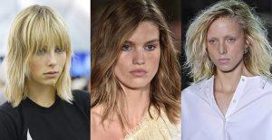 Inspiration cheveux wavy prIntemps été 2017