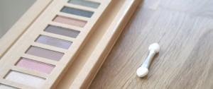 Palette couleur caramel maquillage Duo Coiffure