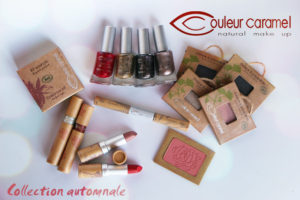 Collection automne Couleur Caramel