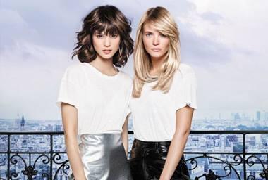 Salon de coiffure, le concept French Gloss reflets d'automne Duo Coiffure