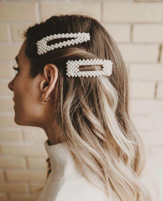Accessoires cheveux barrettes