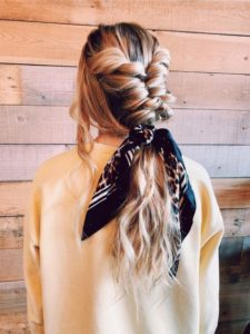 Accessoires cheveux longs