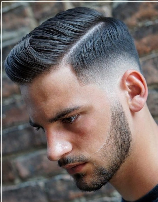 Coupe homme automne-hiver