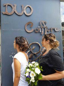 Coiffure Mariage Duo Coiffure